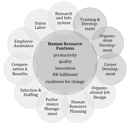 human resource management training and development The human resource management review  the nature and role of the human resource  performance and talent management, reward systems, training, development.