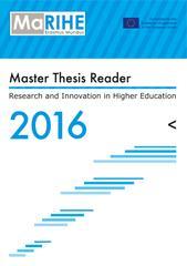 Master thesis methodology pdf reader